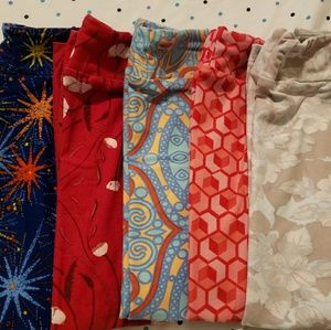 5 S/M Lularoe Kids Leggings
